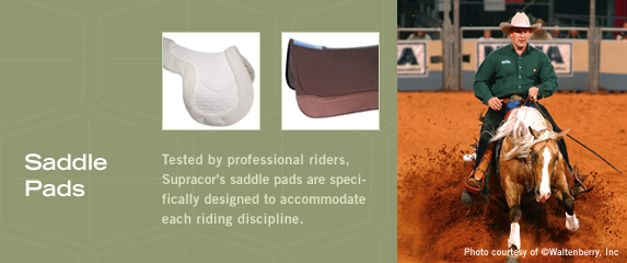 Endurance Pad | Saddle Pads | C1 South Limited